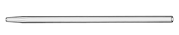Tapered Quartz Injector 1.4mm